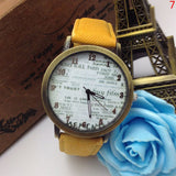 Funky, Designer Wrist Watches. Many styles and colors to choose from - Nonpareil Jewelry  - 11