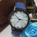 Funky, Designer Wrist Watches. Many styles and colors to choose from - Nonpareil Jewelry  - 1