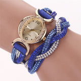 Stunning Crystal studded Women's Wristwatch - Nonpareil Jewelry  - 3