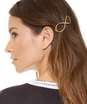FREE ITEM! Infinity Gold and Silver Hairpins - Nonpareil Jewelry  - 1