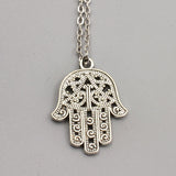 New fashion jewelry chain link crystal moon sun Elephant tree leaf pendant necklace mix design for women - Nonpareil Jewelry  - 12