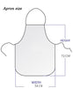 Hot Christmas Decorations Apron