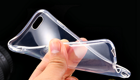 "Ultra Thin Transparent Crystal Clear Soft TPU Case Skin Cover For iPhone 6 4.7"" - More Stuff I Like"