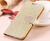 "Fashion Glitter Bling Diamond Flip Leather Case For Samsung Galaxy S6 G9200/S6 Edge G9250/S6 Edge+ Plus Credit Card Slot Wallet Cover "" FREE SHIPPING "" - More Stuff I Like"