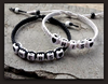 "Couples Bracelets "" His and Hers "" Bracelet Husband Wife Boyfriend Girlfriend "" FREE SHIPPING "" - More Stuff I Like"