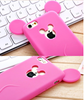 3D Cute Cat Mickey Mouse Ears Soft Silicon Shell iPhone 6/6S  6s Plus