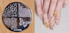 36 Nail Art Manicure Stamping Plates Template Designs of your Choose