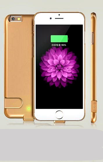 External Charger Power Bank Case for iPhone 6 / 6s , 6sPlus