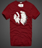 New SHOUTING OF THE INDIANS T-SHIRT 100% Cotton Men T-SHIRT