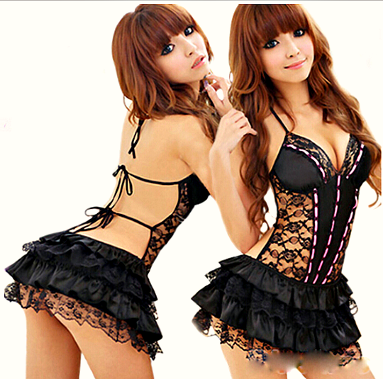 "Sexy Lingerie Hot Dress Underwear Backless Lace Set Erotic Lingerie "" FREE SHIPPING "" - More Stuff I Like"