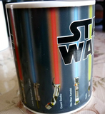 "Star Wars Mug Lightsaber Heat Reveal Mug color change coffee cup sensitive Ceramic Mug "" FREE SHIPPING "" - More Stuff I Like"