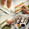 Sushi Mold Maker Roller Kit Tool Bazooka Sushi Rice Roller Mold Cooking Tools