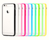 Hard Matte Clear Back Case with Soft Silicone TPU Bumper Cover for iPhone 5/5S 6s - More Stuff I Like