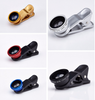 "HOT SELL Universal Clip 3 in 1 Fish Eye Wide Angle Macro Fish eye Mobile Phone Lens For iPhone 5 / 5s , 6 / 6s "" FREE SHIPPING "" - More Stuff I Like"