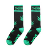 "Fashion Tide Brand Weed Style DGK Sport Cotton Leaves Long Socks for Men & Women Basketball Skateboard "" FREE SHIPPING "" - More Stuff I Like"