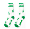 Fashion Tide Brand DGK Sport Cotton Leaves Long Socks