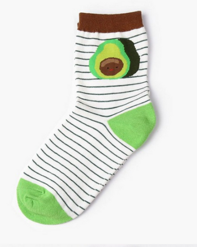 "Avocado Men Women Socks "" FREE SHIPPING "" - More Stuff I Like"