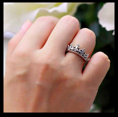 ring party mother cubic rings shape rhodium rose dp zirconia lady black round coffee gold jewelry plated