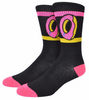 Novelty Donut Fashion Odd Future Socks Men / Women Solid Color