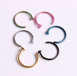 Fake Nose Ring | Set of 2 |