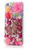 "Flower Butterfly Rhinestone Case Handmade Bling Hard Protective Case Cover For iPhone 6 Plus 5.5"" - More Stuff I Like"
