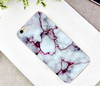 Purple Marble Pattern Case for iPhone