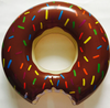 "Chocolate Donut Swim Float Ring Summer Water Sport Inflatable Pool Toy "" FREE SHIPPING "" - More Stuff I Like"