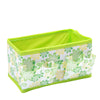Multi-function Floral Open Cosmetic Bag