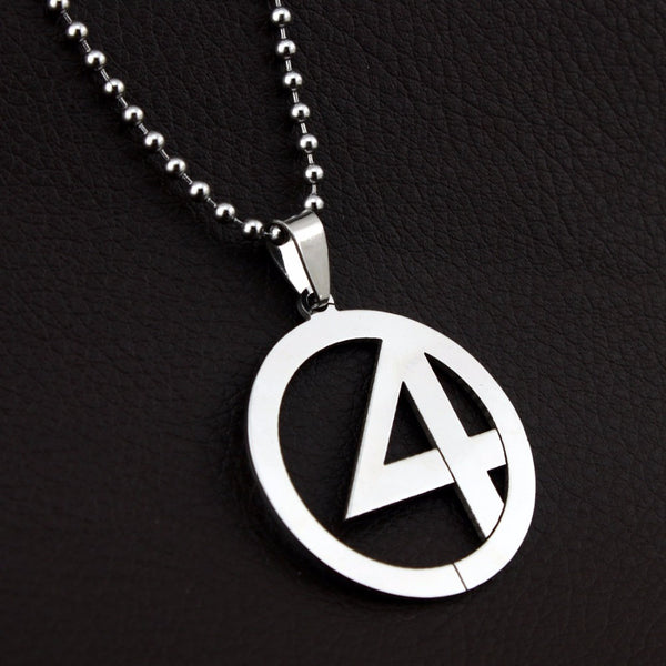 MARVEL SUPER HERO STAINLESS TITANIUM STEEL Pendant Necklace