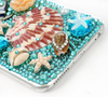 "Sea Shell Rhinestone Case Handmade Bling Hard Protective Case Cover For iPhone 6 Plus 5.5"" "" FREE SHIPPING "" - More Stuff I Like"