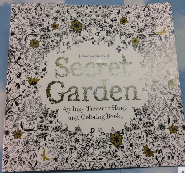 "24 Pages Secret Garden Antistress Adults Coloring Books "" FREE SHIPPING "" - More Stuff I Like"