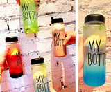 "New Clear My Bottle Sport Fruit Juice Water Cup Portable 500ML Travel Bottle "" FREE SHIPPING "" - More Stuff I Like"