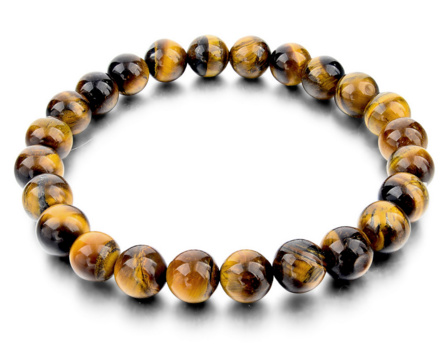"Tiger Eye Love Brand Buddha Natural Stone Bracelets "" FREE SHIPPING"" - More Stuff I Like"