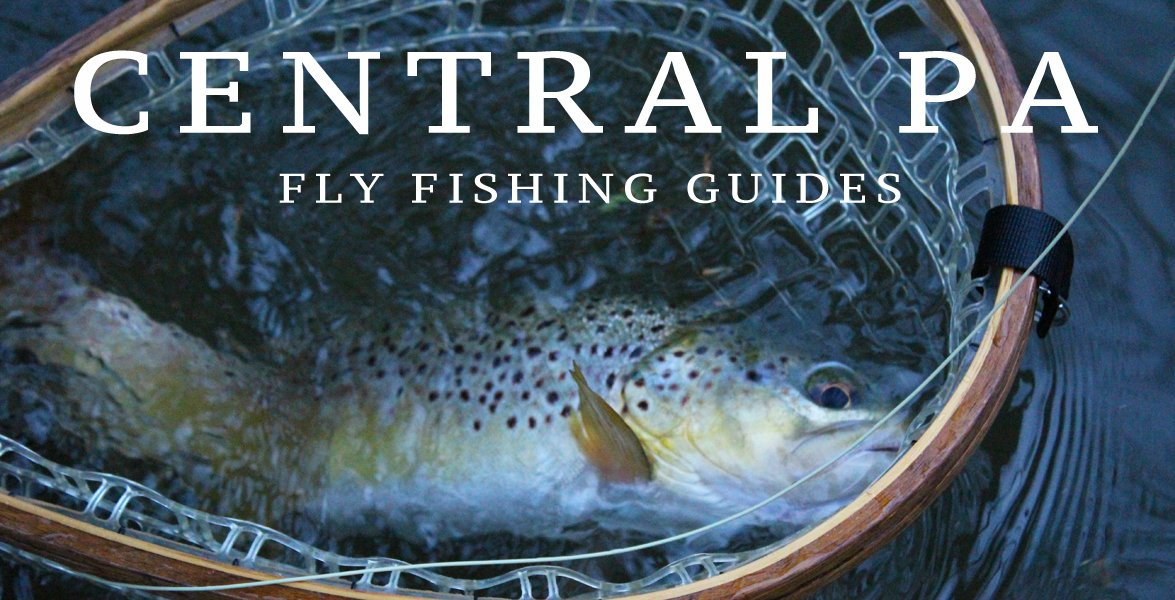 Guided Fly Fishing Central PA – TCO Fly Shop