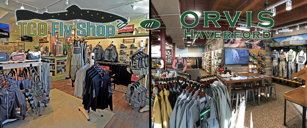 8101b97e Orvis & TCO Fly Shop Partner in Main Line, Philadelphia