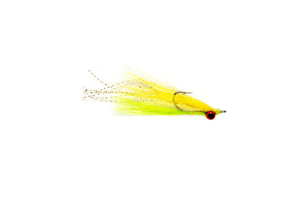 Clouser Minnow Yellow/Chartreuse