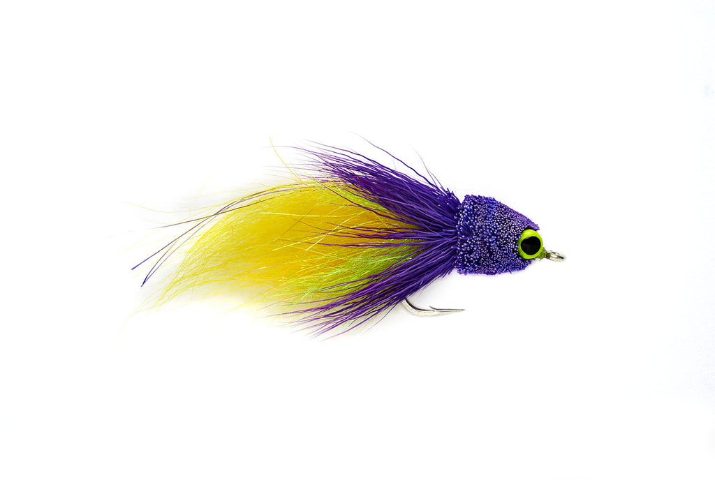 Mud Bug Purplep/Green