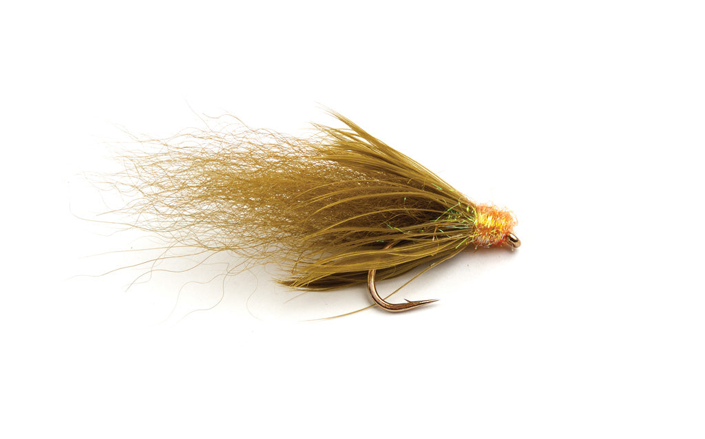 Schultzy's Steech Olive/Orange