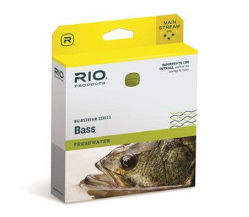 RIO MAINSTREAM BASS/PIKE/PANFISH