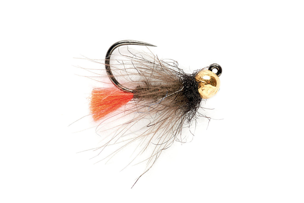 Barbless CDC Red Tag jig