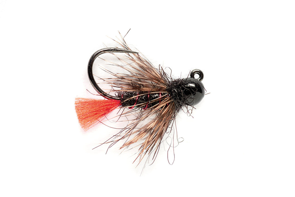 Barbless Flashback Red Tag jig