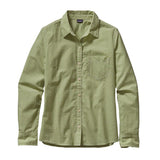 Patagonia Womens L/S Brookgreen Shirt - Sale