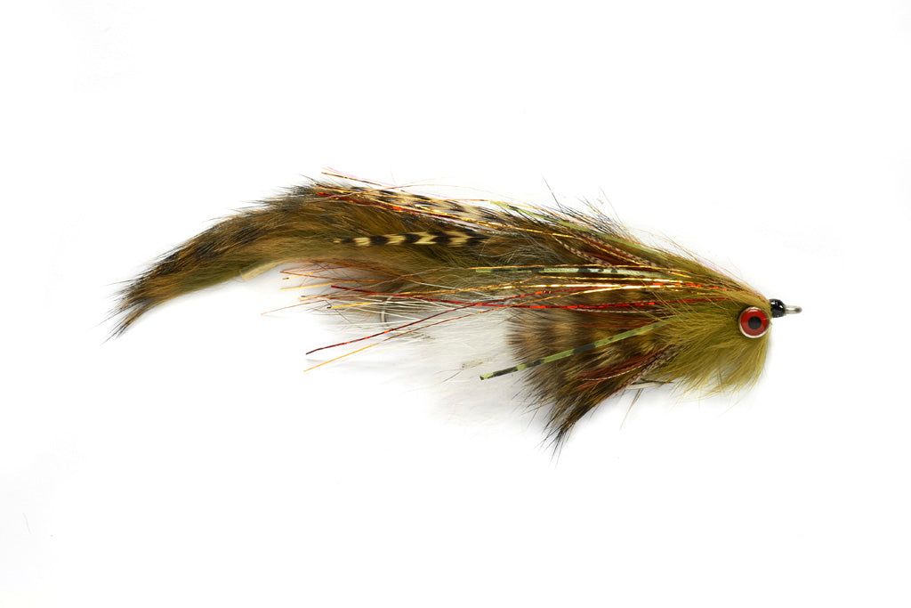 Schultzys  Sculpin Olive