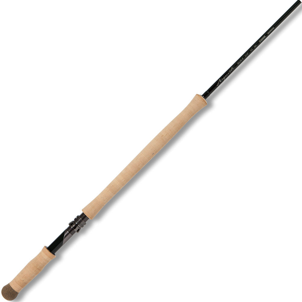 "LOOMIS ASQUITH SPEY ROD - 12' 9"" 6wt - 4PC."