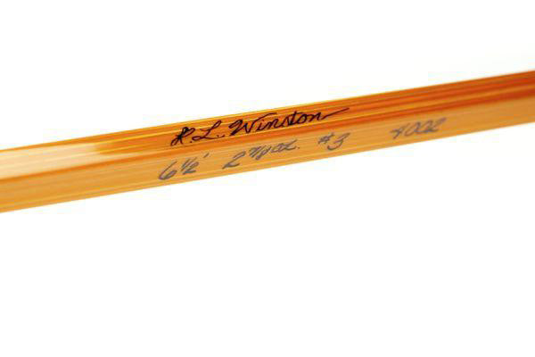 WINSTON BAMBOO - 6ft 6in 4wt