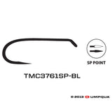 TIEMCO HOOK - TMC 3761 SP-BL