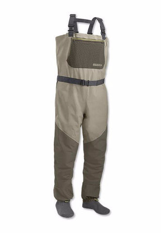 Orvis Encounter Kids Stockingfoot Waders Environment-Friendly Buying New