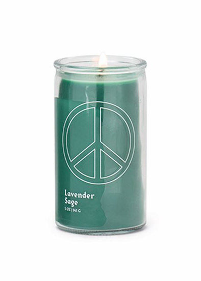 Spark Candle - Forest Green Lavender Sage 5oz