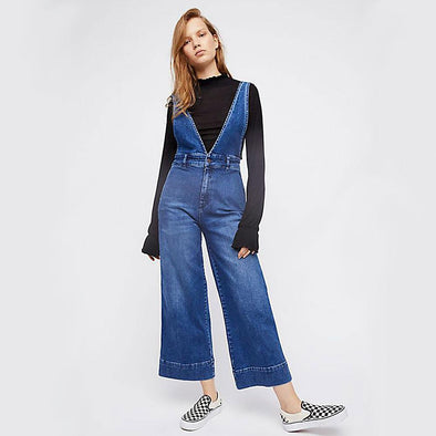 Jean A-Line Overall