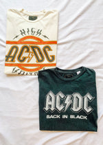 AC/DC High Voltage Band Tee